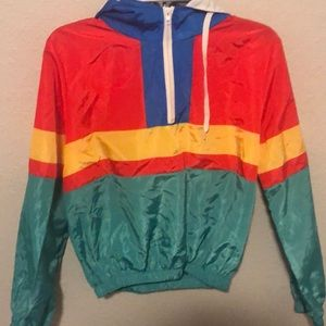 Other - 2 piece windbreaker set